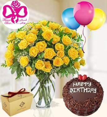 Sunny Birthday Special